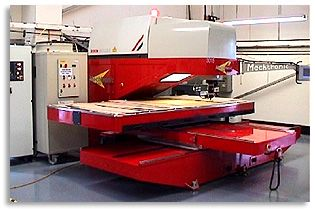 Electronically Controlled CNC profiling systems